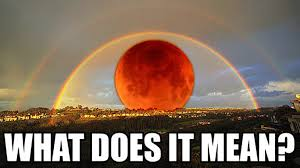 blood moon what does it mean